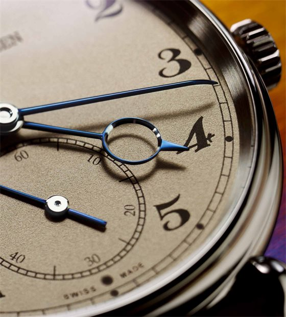 Urban Jürgensen vintage watch