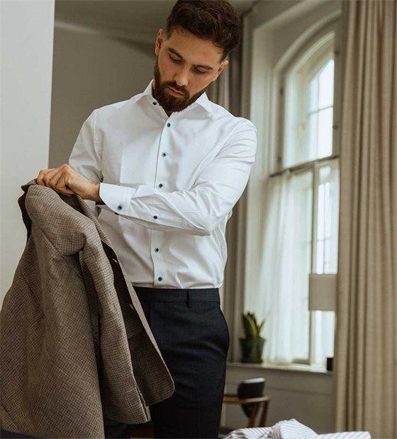 Guide - dress up eller ned, lær at mestre en afslappet stil