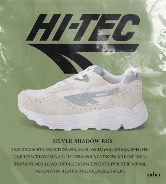 Hi-Tec Silver Shadow RGS